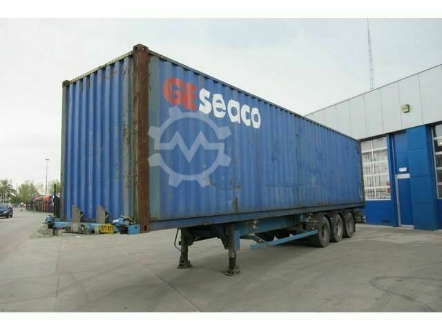 Sonstige/Other ASCA Container Chassis 40FT highcube / ROR DR