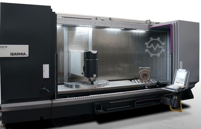 IBARMIA ZVH-45L3000 (5 AXIS)