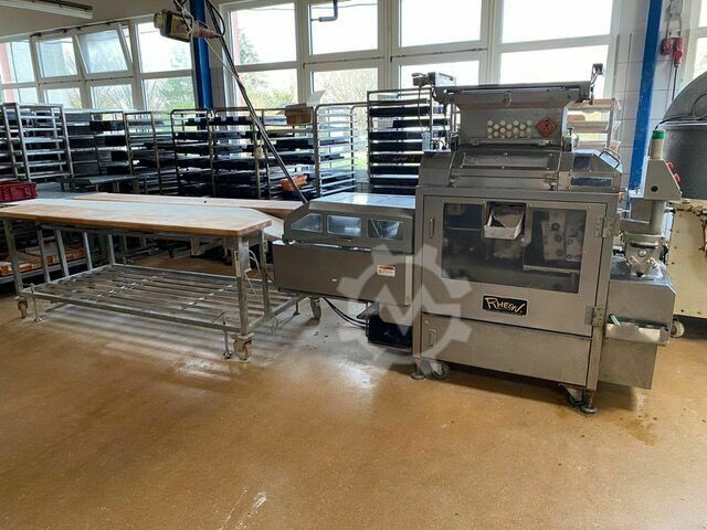 Rheon Twin Divider 400 VX202