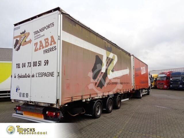 Sonstige/Other Lecitrailer XF 105.410 3 axle
