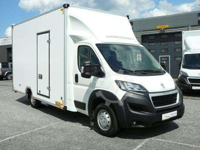 Peugeot Boxer Premium Koffer Extra Tief Extra Hoch