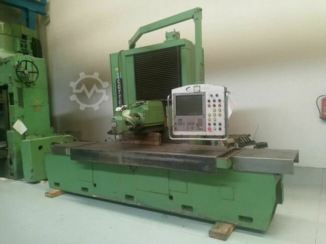 CORREA A20-25 2500mm x 800mm CNC Bed Miller