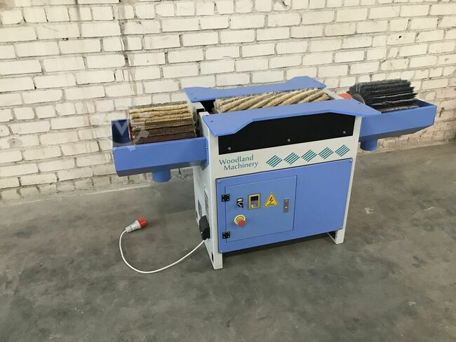 WOODLAND MACHINERY DTW-120A