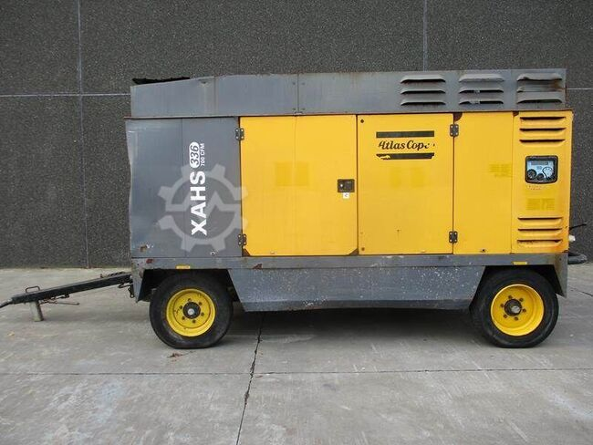 Atlas-Copco XAHS 336 CD