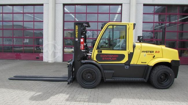 Hyster H 8.0 FT9 Fortens Advance