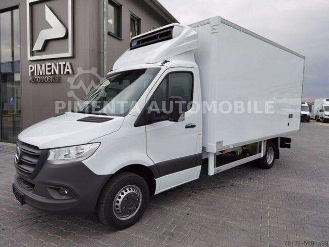 Mercedes-Benz Sprinter 516 TIEFKÜL 20  Carrier500/2Kammern+LBW